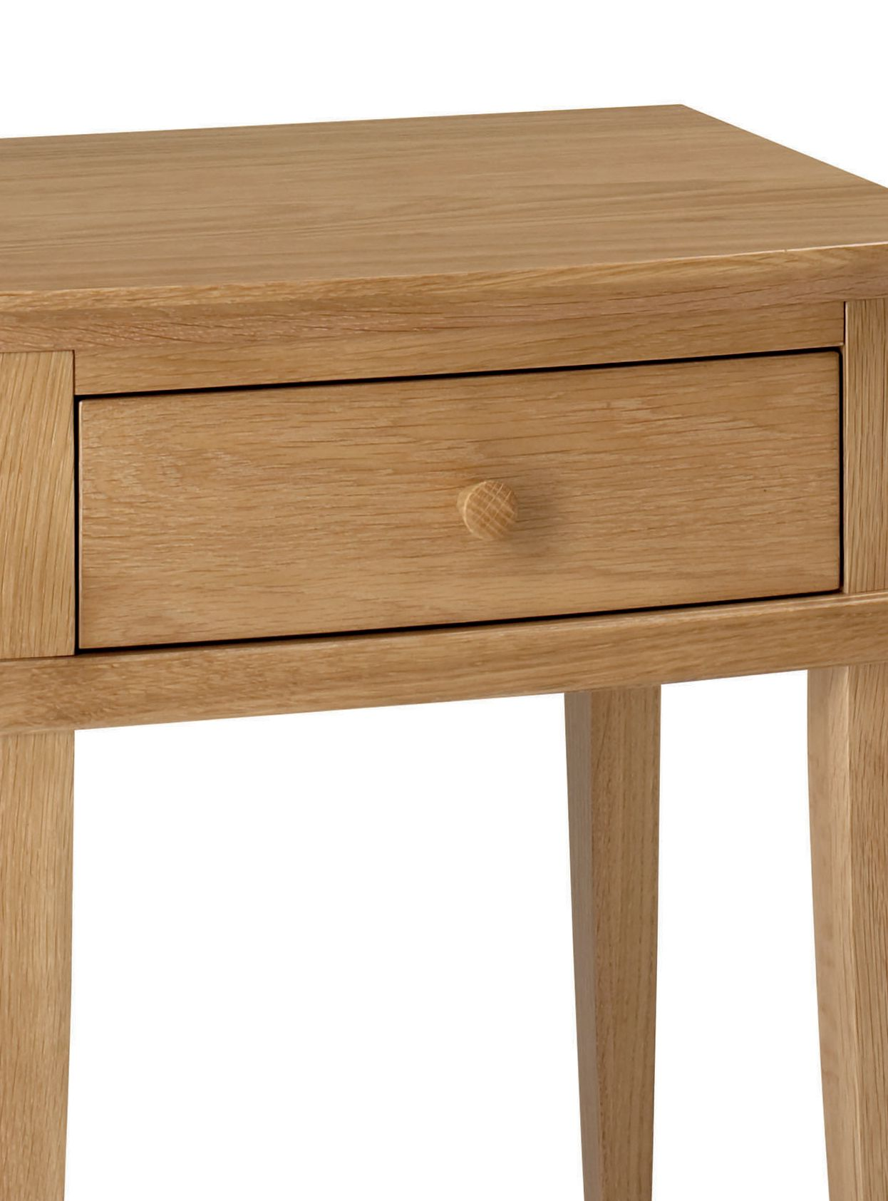 Lille 1 drawer bedside chest