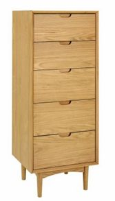 Hoxton 5 drawer chest
