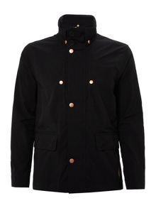 Paul Smith Jeans Jacket with concealed hood