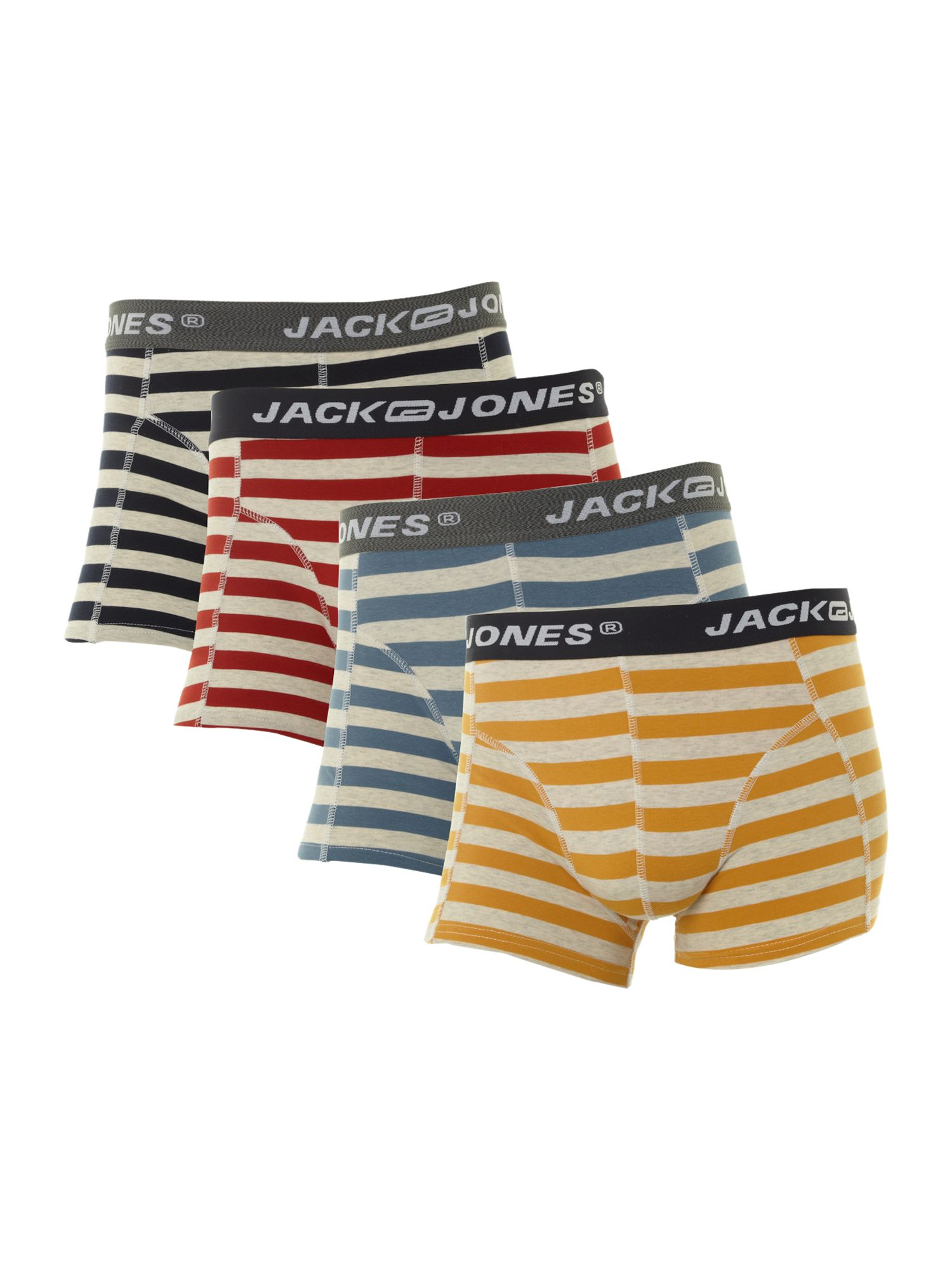 4pk Adrema stripe trunks