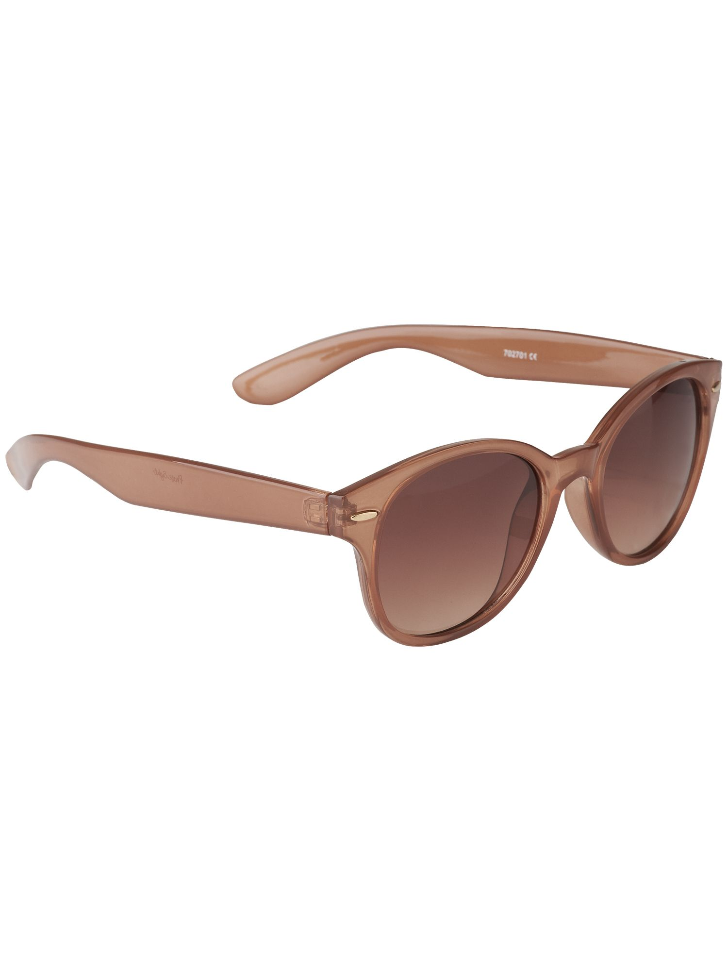 Kyleigh opaque d frame sunglasses