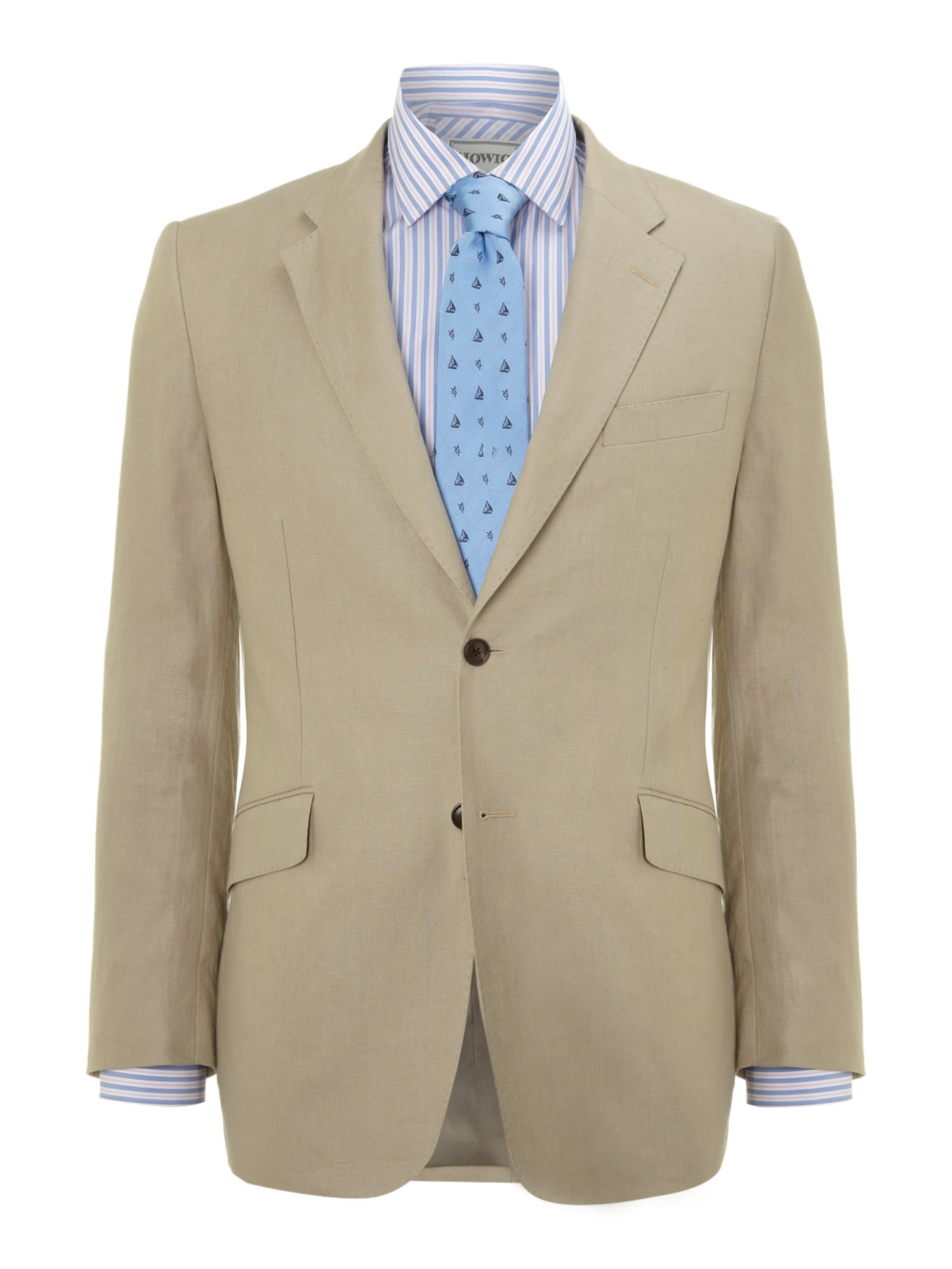Palimor linen suit jacket