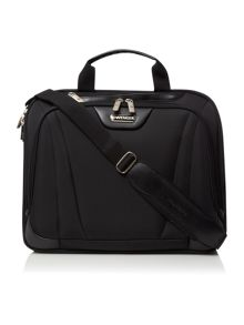 Premium Triple Compartment Briefcase