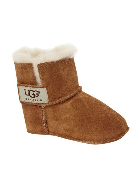 UGG Newborn classic bootie with gift box