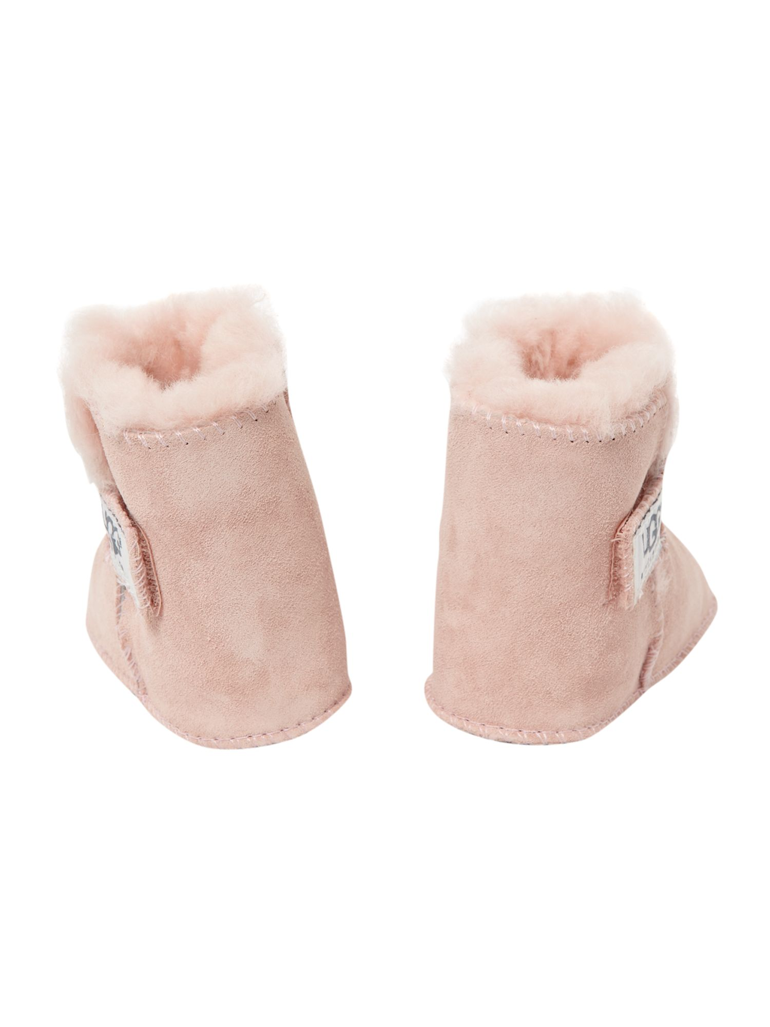Newborn classic bootie with gift box