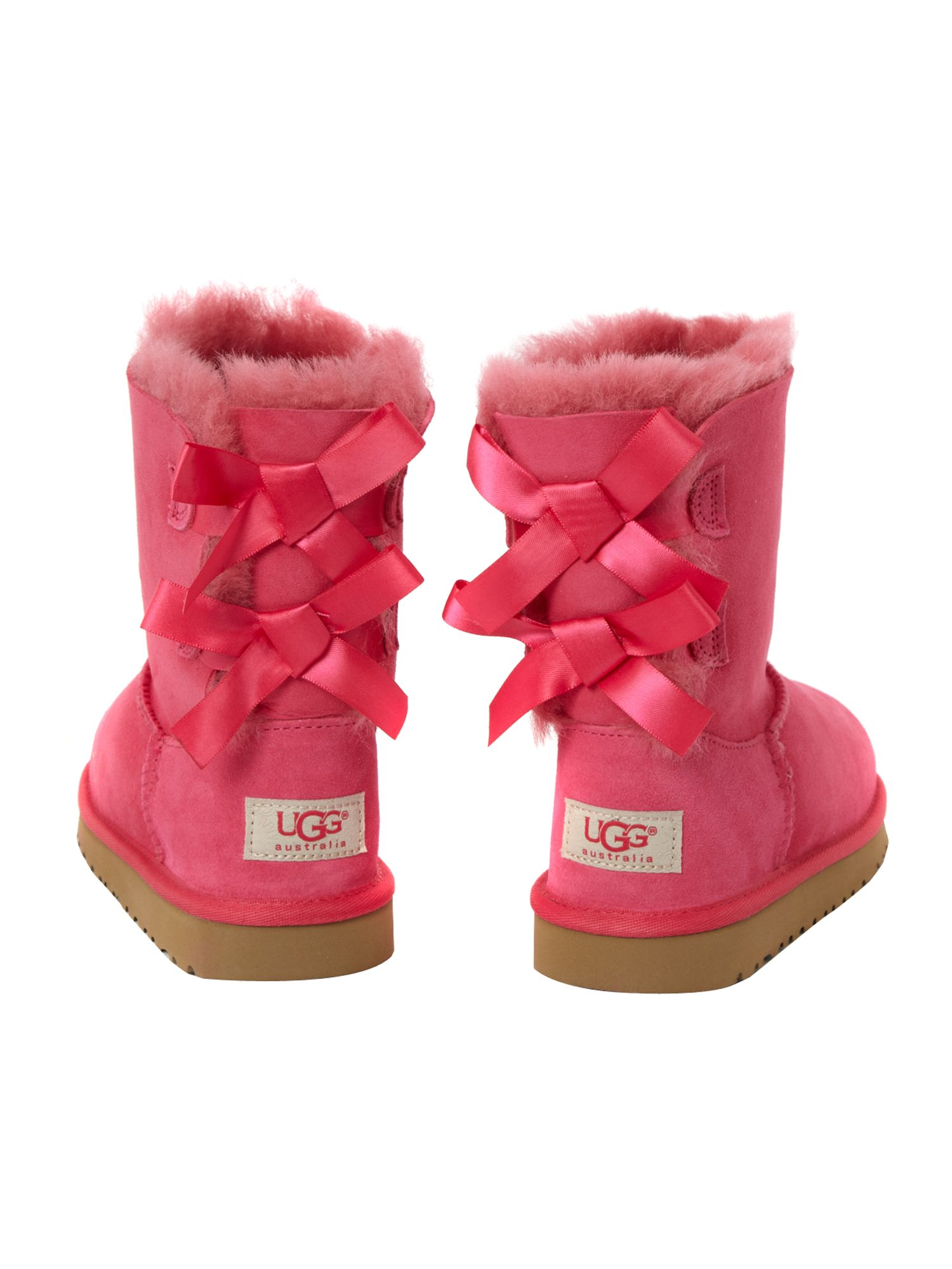 Girl`s bailey bow boot