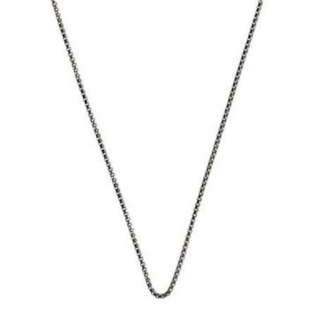 Links of London Mens Soho 2.6mm Box Chain