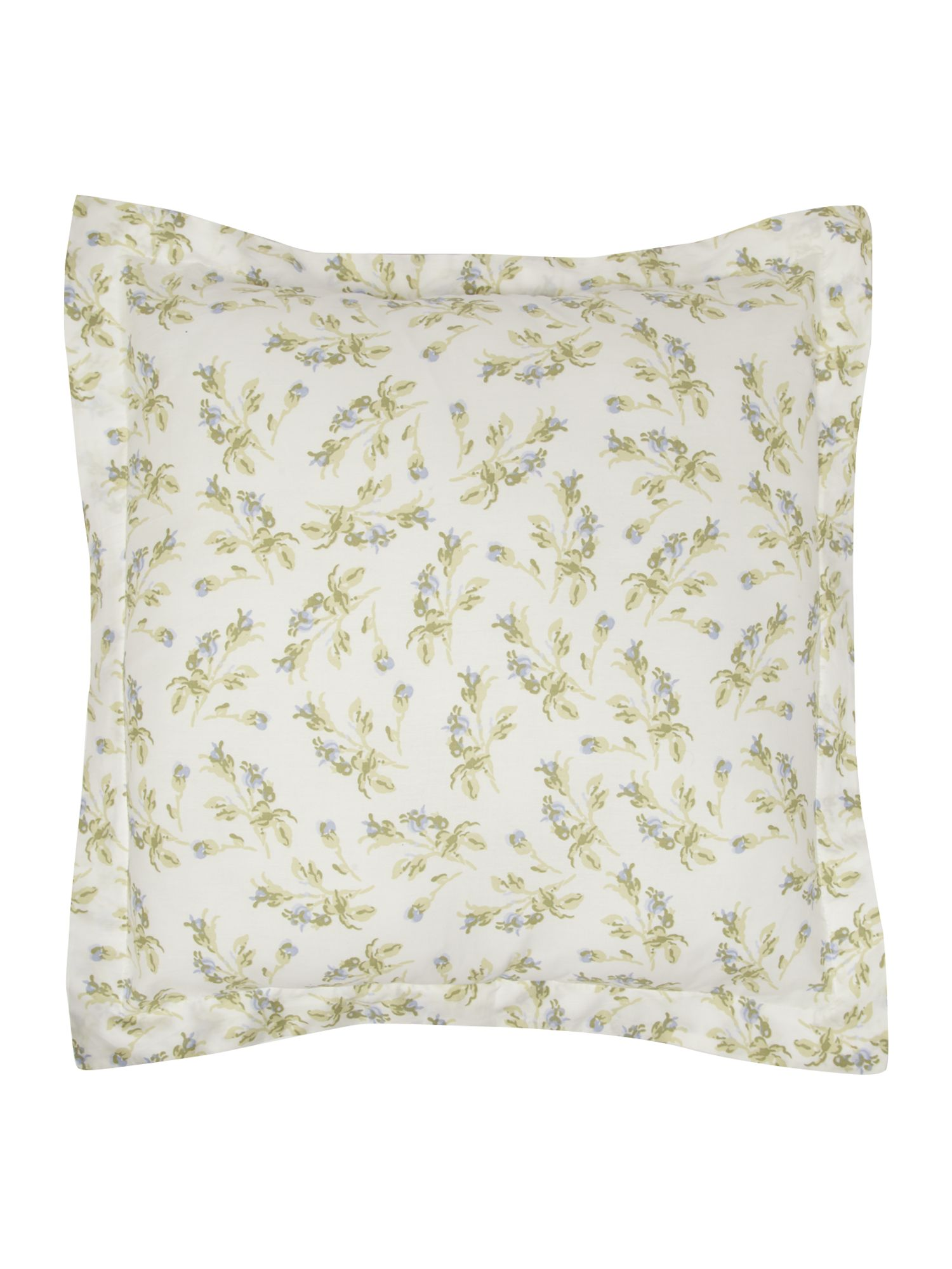 Henrietta cushion in lemon
