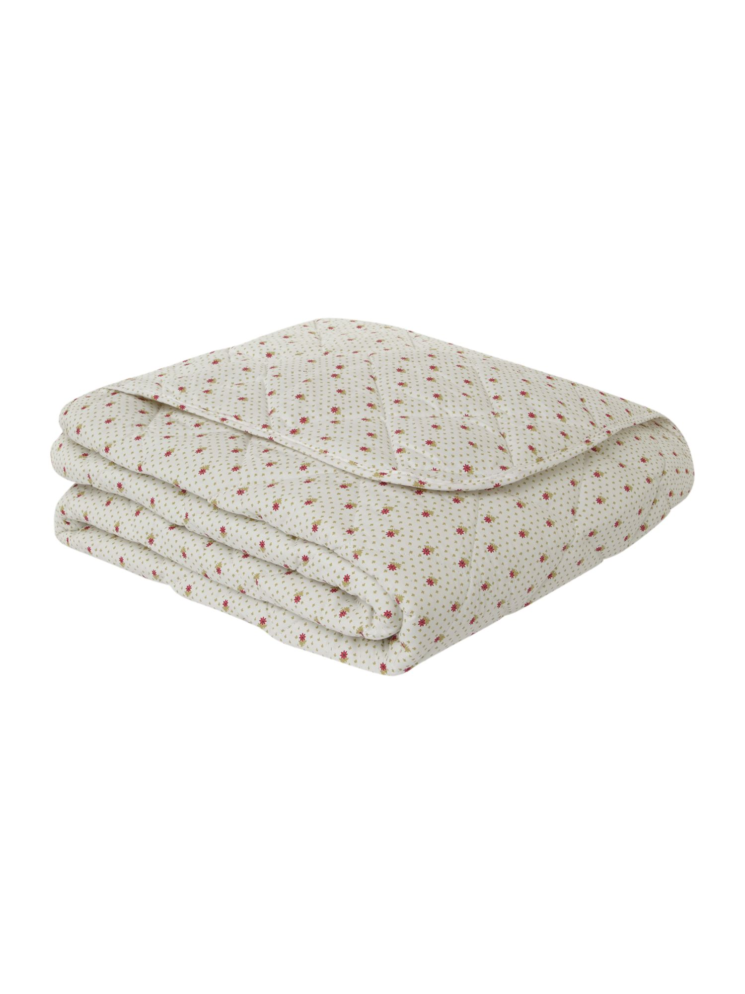 Lottie bed throw