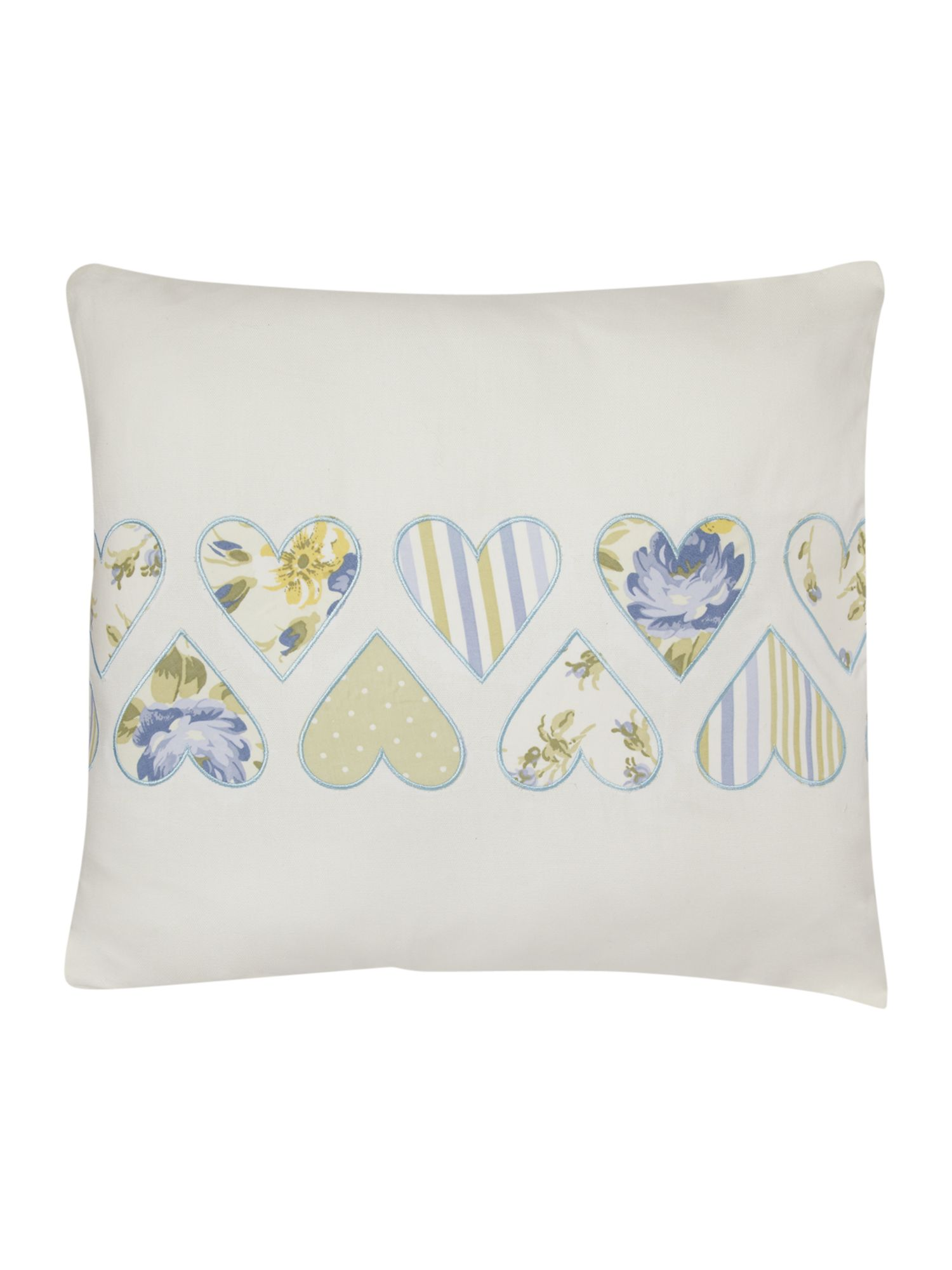 Eliza boudoir cushion lemon