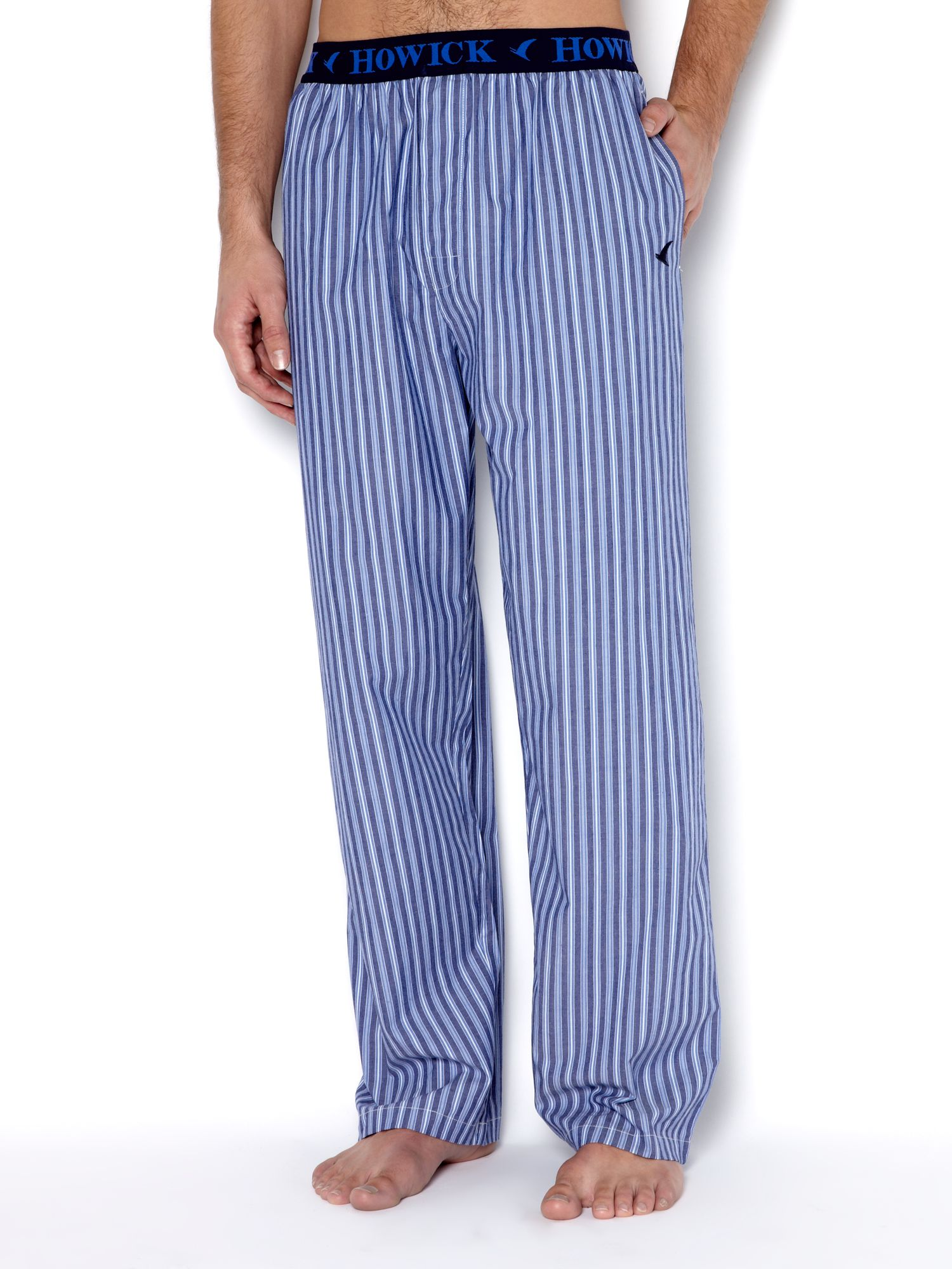 Striped pj pant