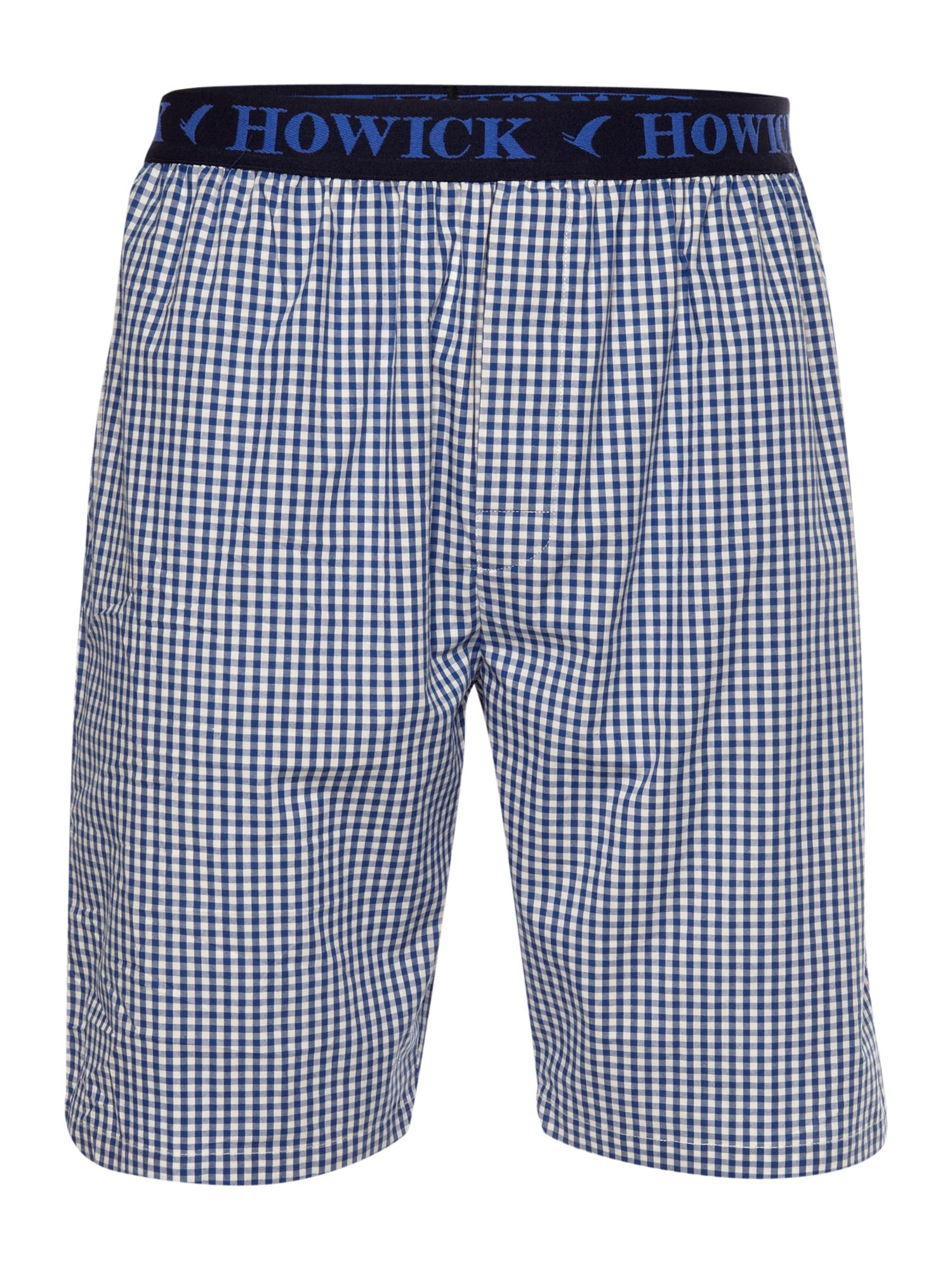 Gingham Checked pj short