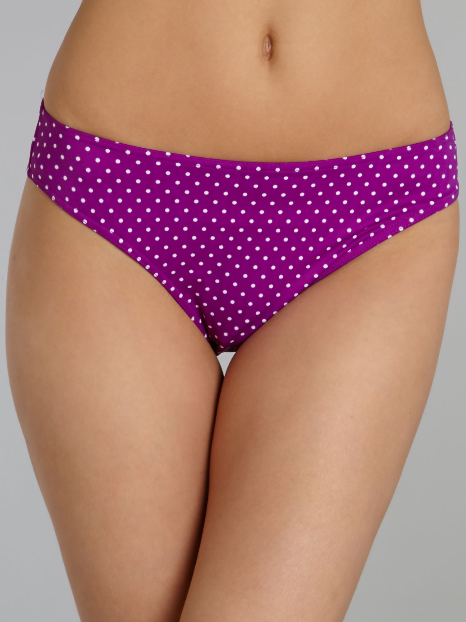 Pier polka range in purple