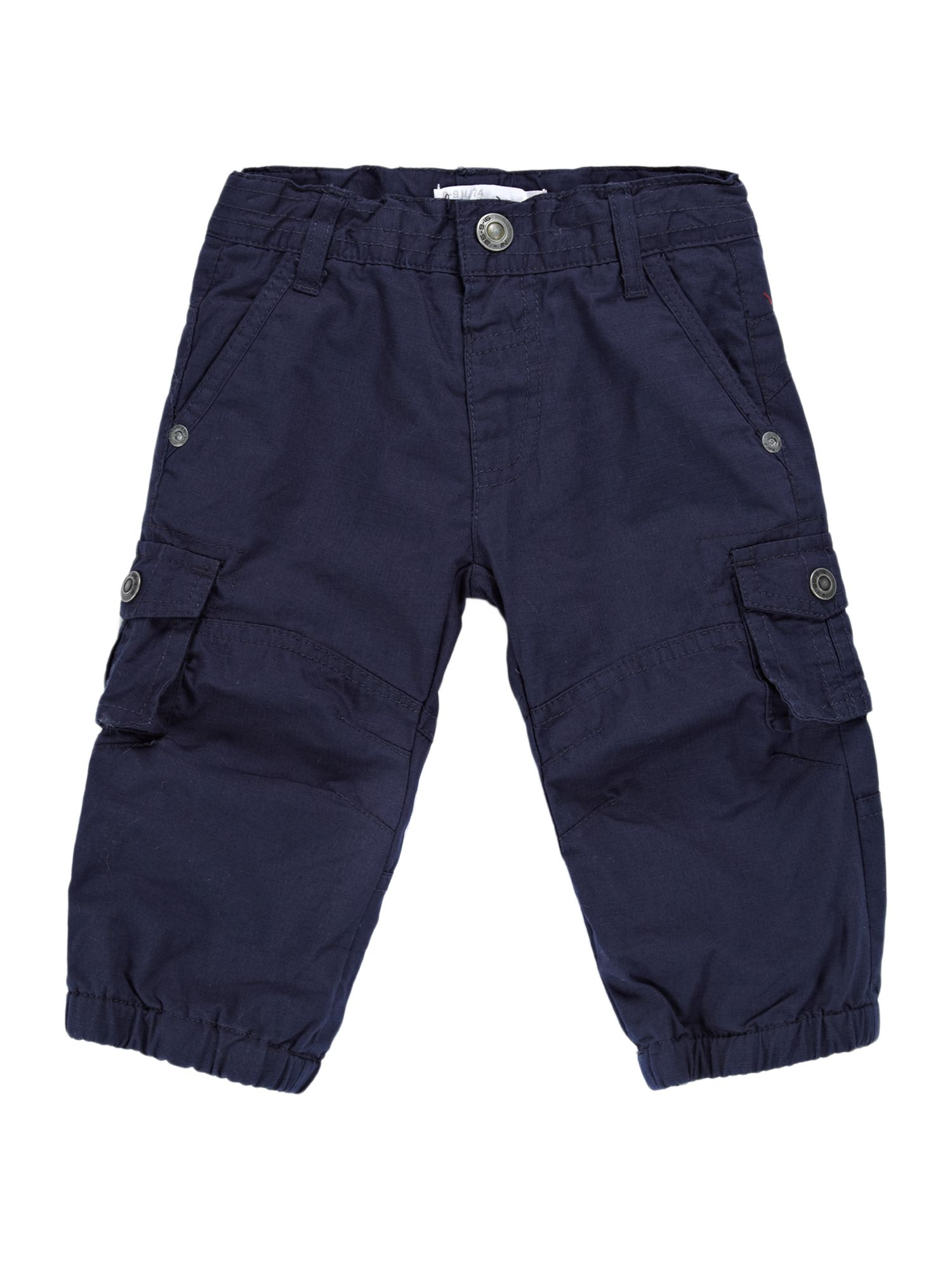 Boy`s pocket detail casual trousers
