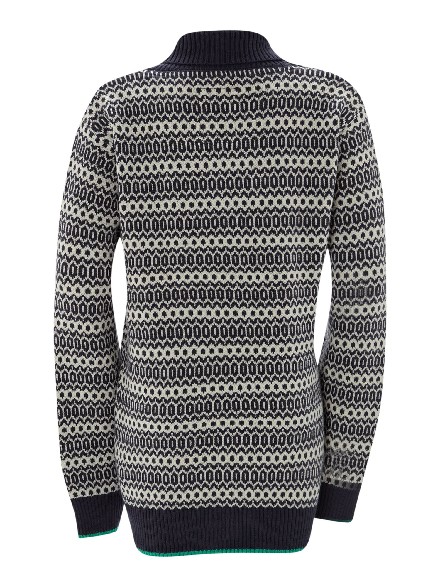 Boy`s long-sleeved printed jumper
