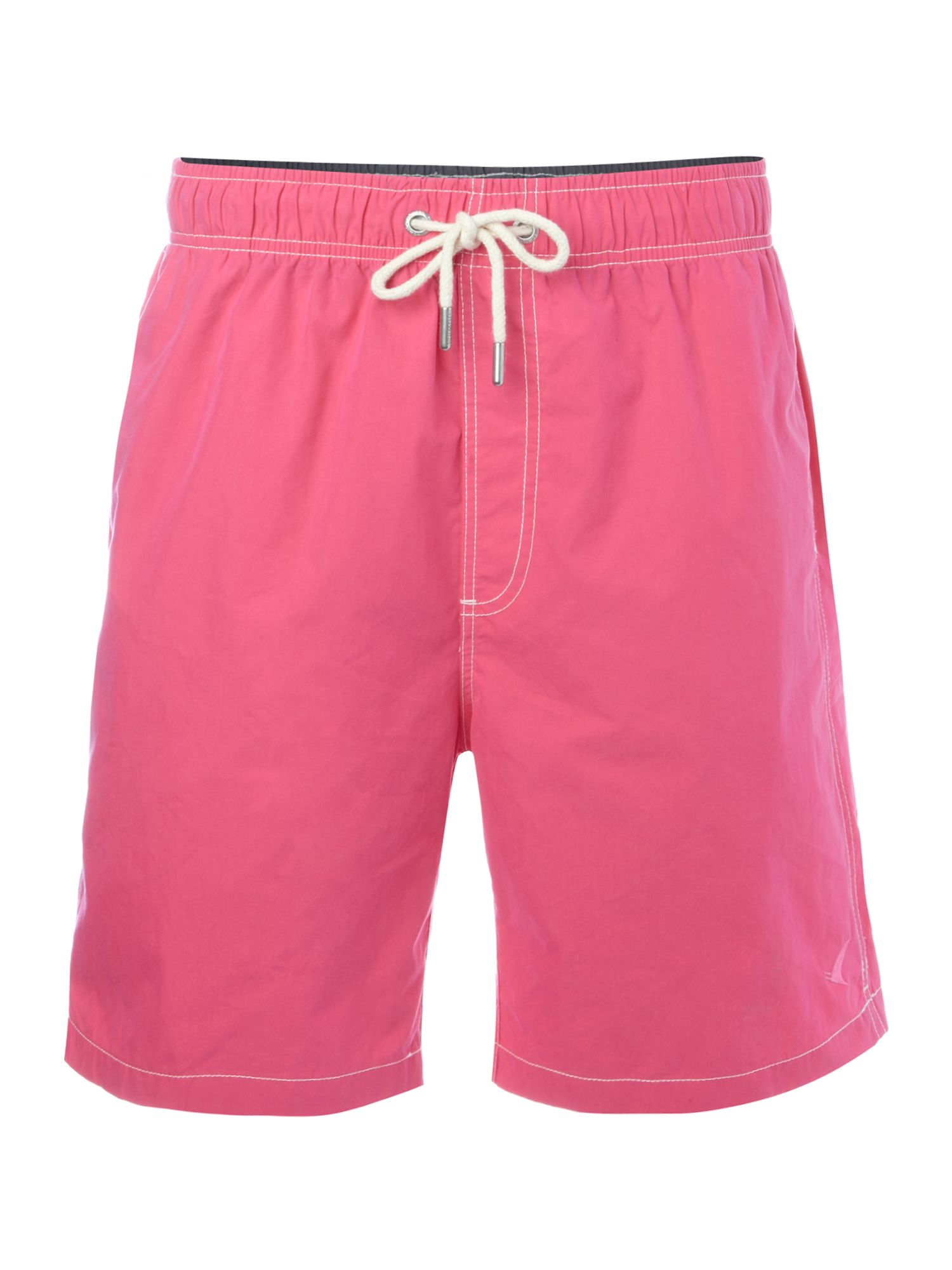 Plain stitch swimshort