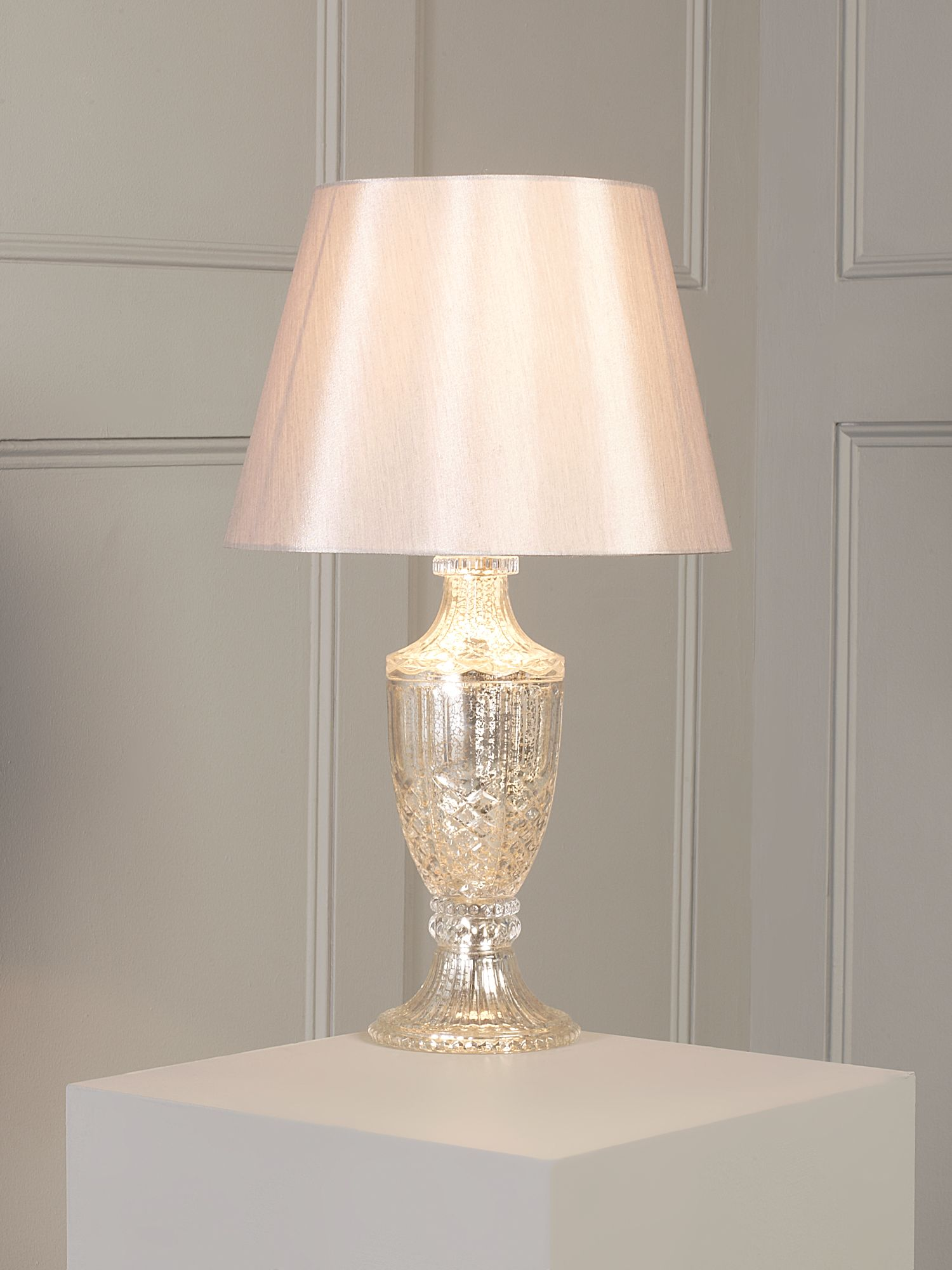 Charlotte decanter base table lamp