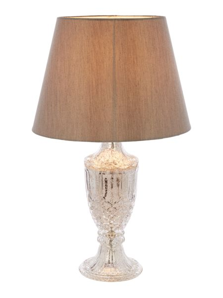 Shabby Chic Charlotte decanter base table lamp