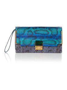 Partition snake clutch