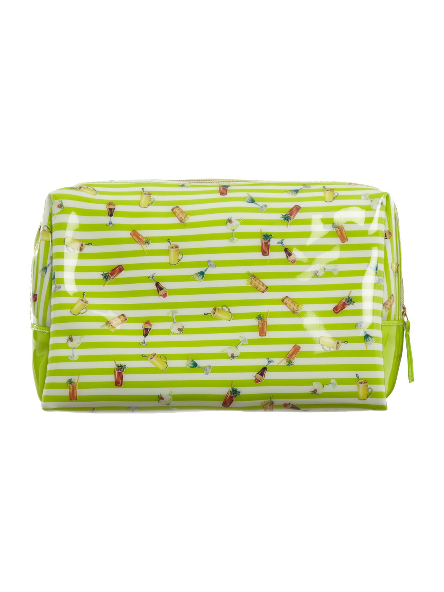 Zona large cosmetic bag
