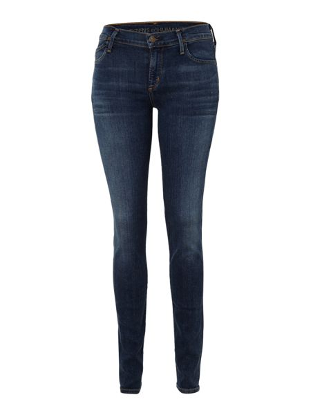 Citizens of Humanity Avedon ultra skinny jeans in Blitz