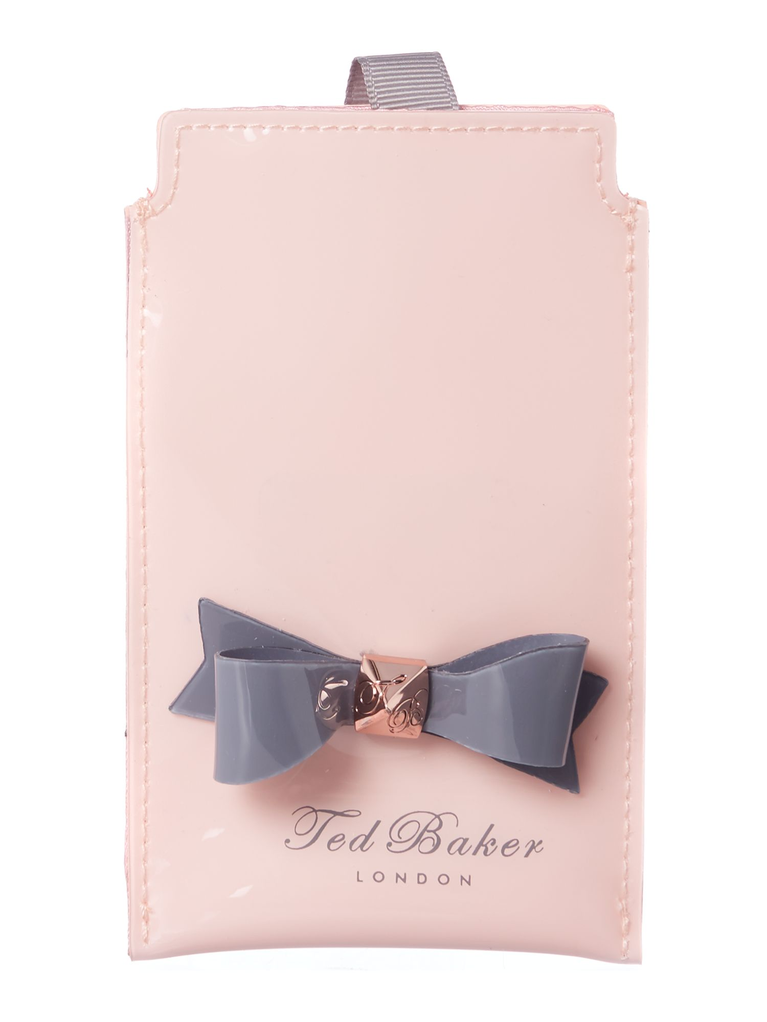Jakkie bow phone cover