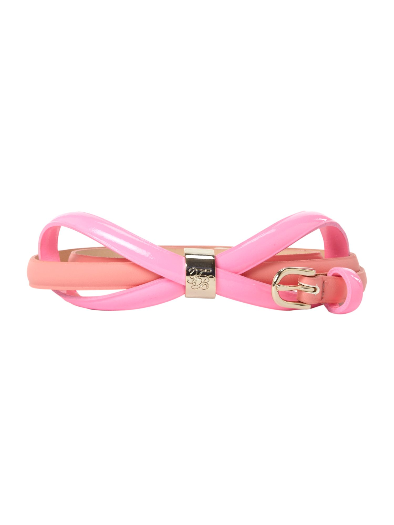 Drewry Thin Bow Waist Belt