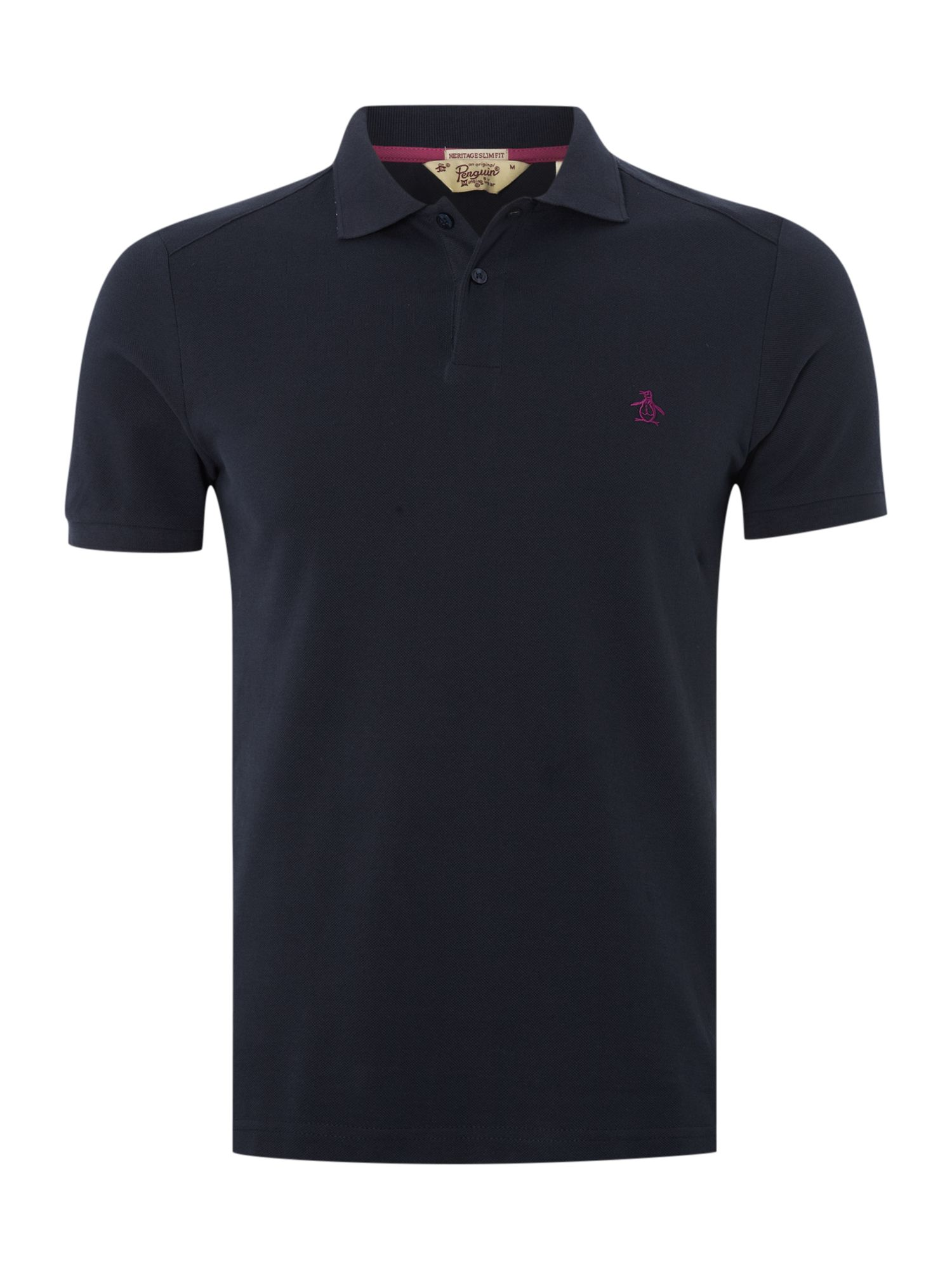 Regular fit classic daddy polo shirt