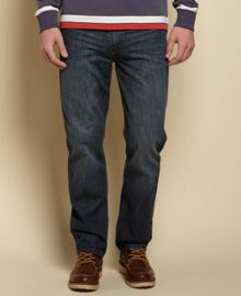 Howick Bridgeport Utility Wash Denim