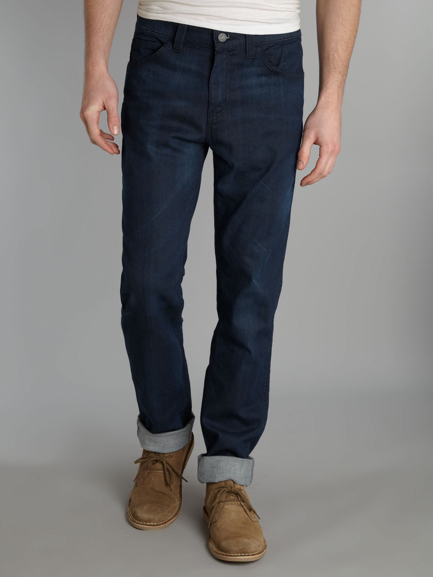 Line 8 511 worn in slim fit jeans