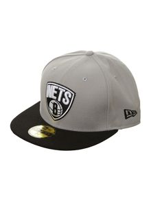 Brooklyn nets 59 fifty fitted cap