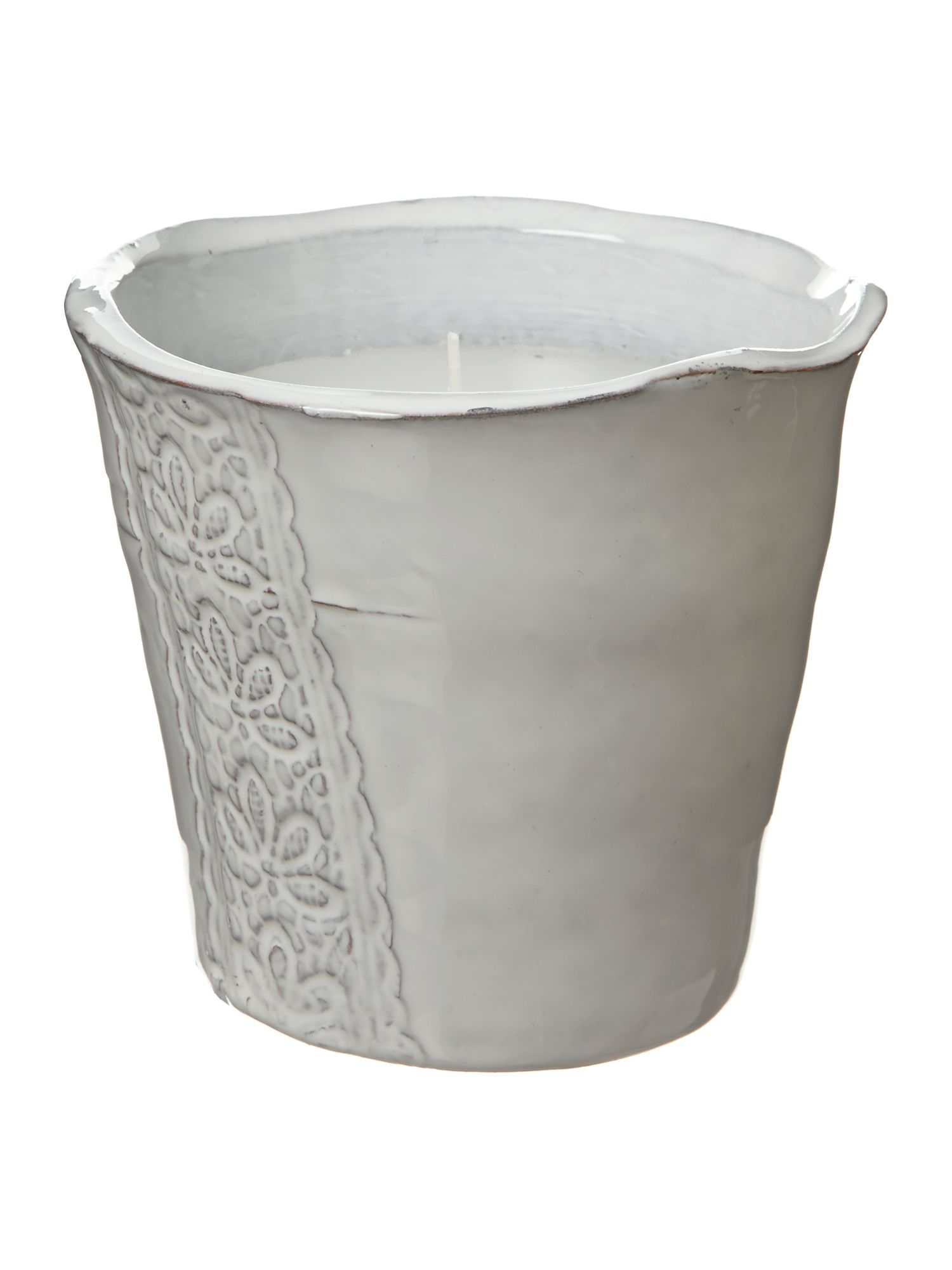 Curiosity medium pot candle