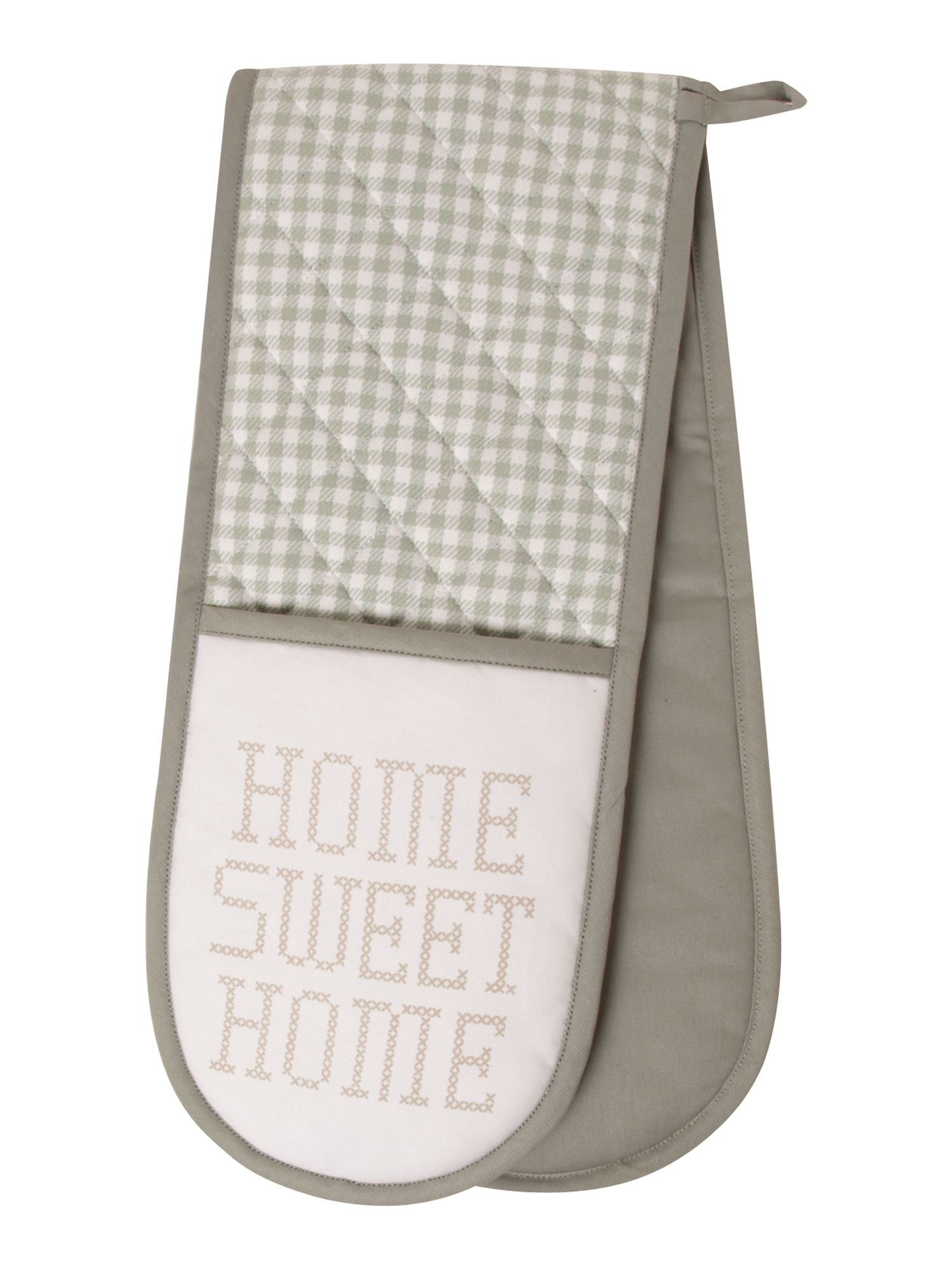 Country cottage double oven glove