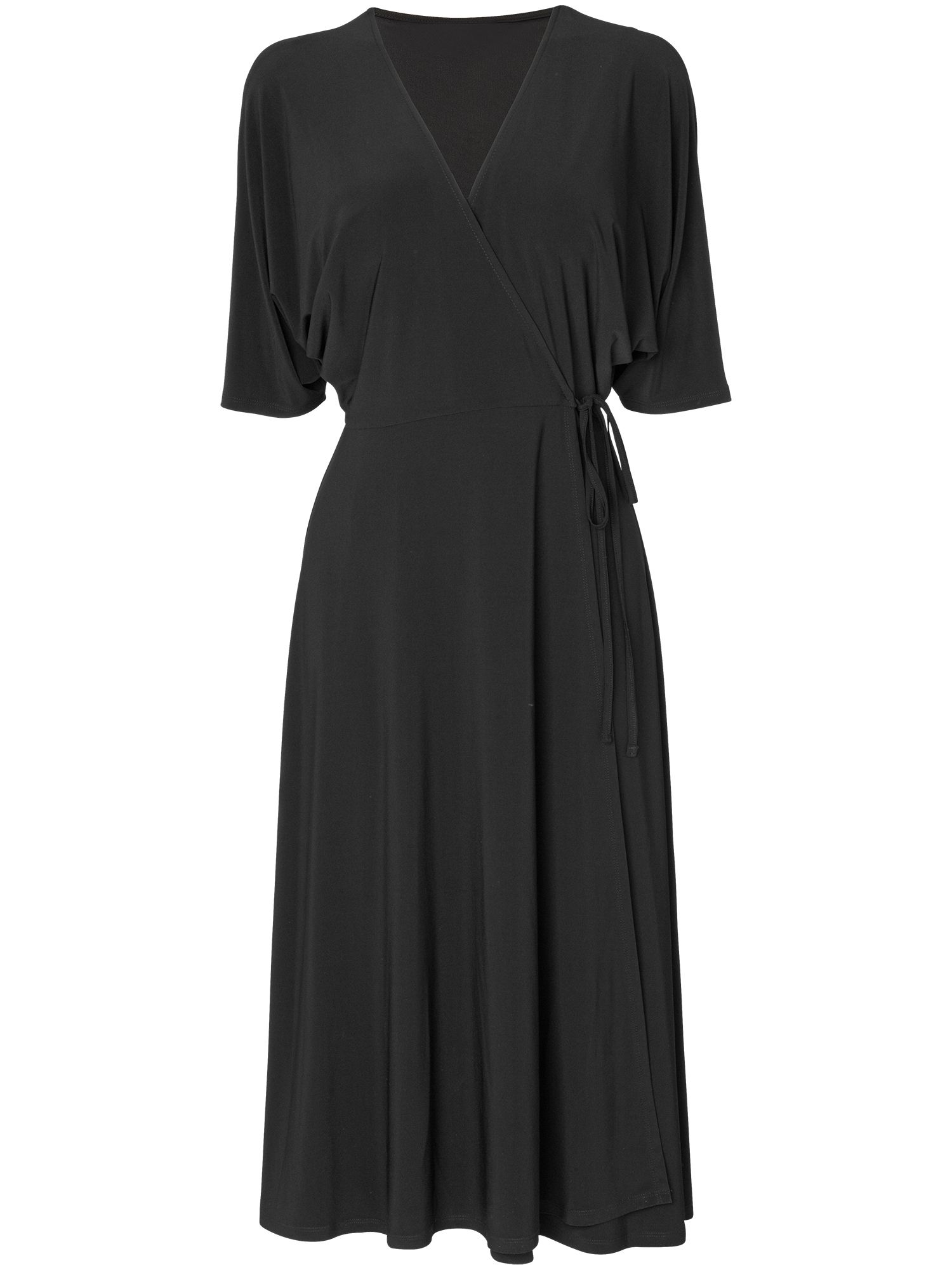 Sandra wrap dress