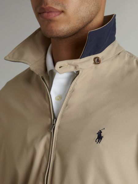 Polo Ralph Lauren Classic windbreaker jacket
