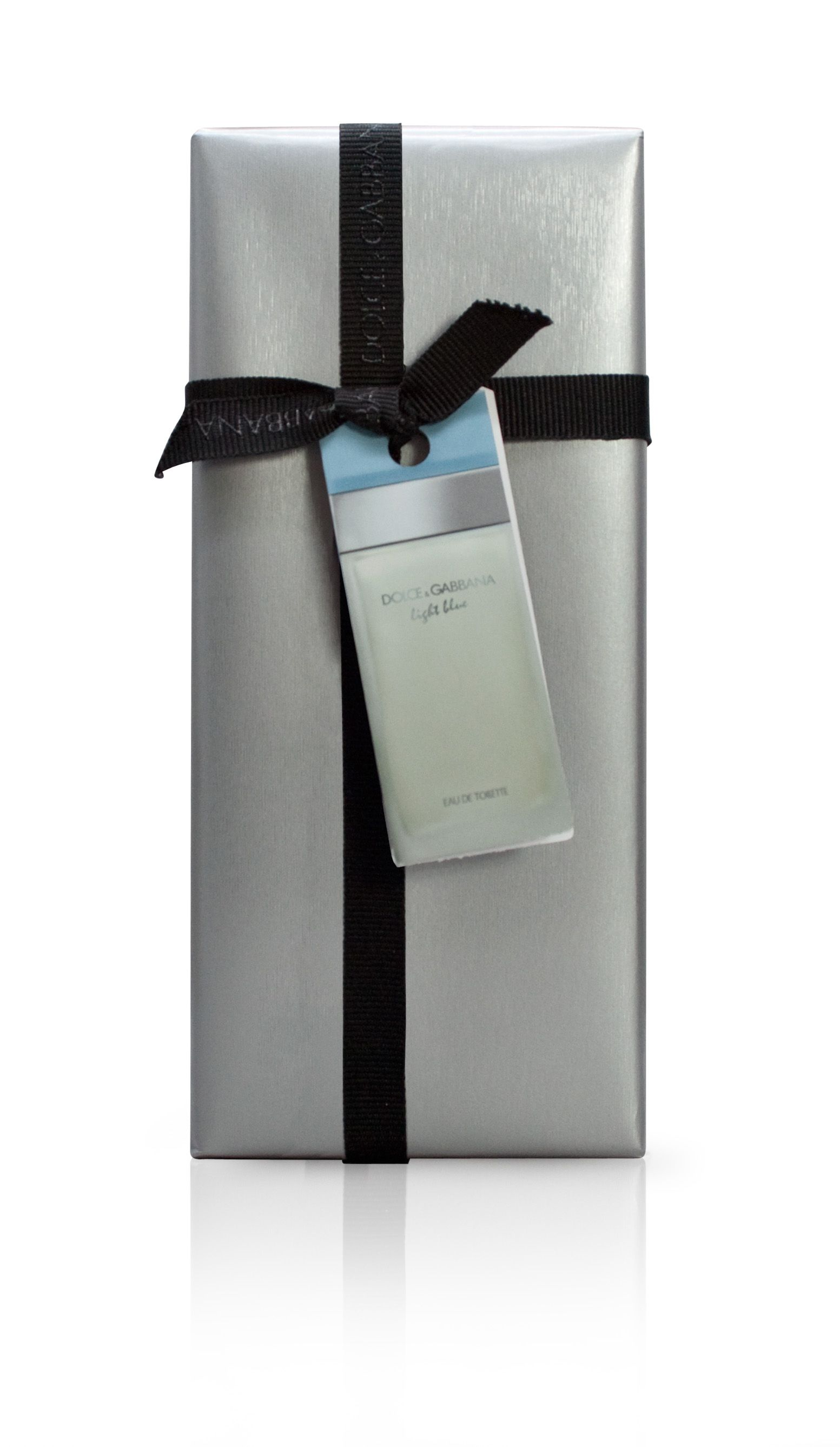 Light Blue edt 100ml Gift Wrap