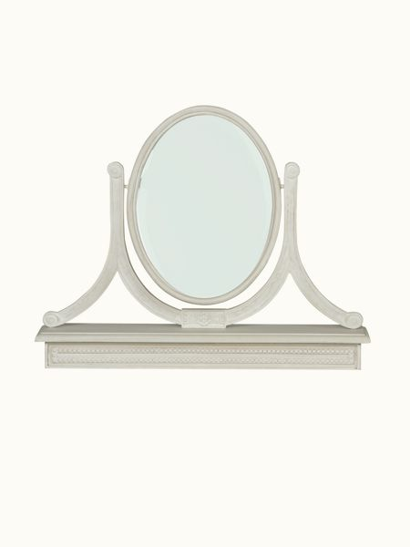 Shabby Chic Heather dressing table mirror