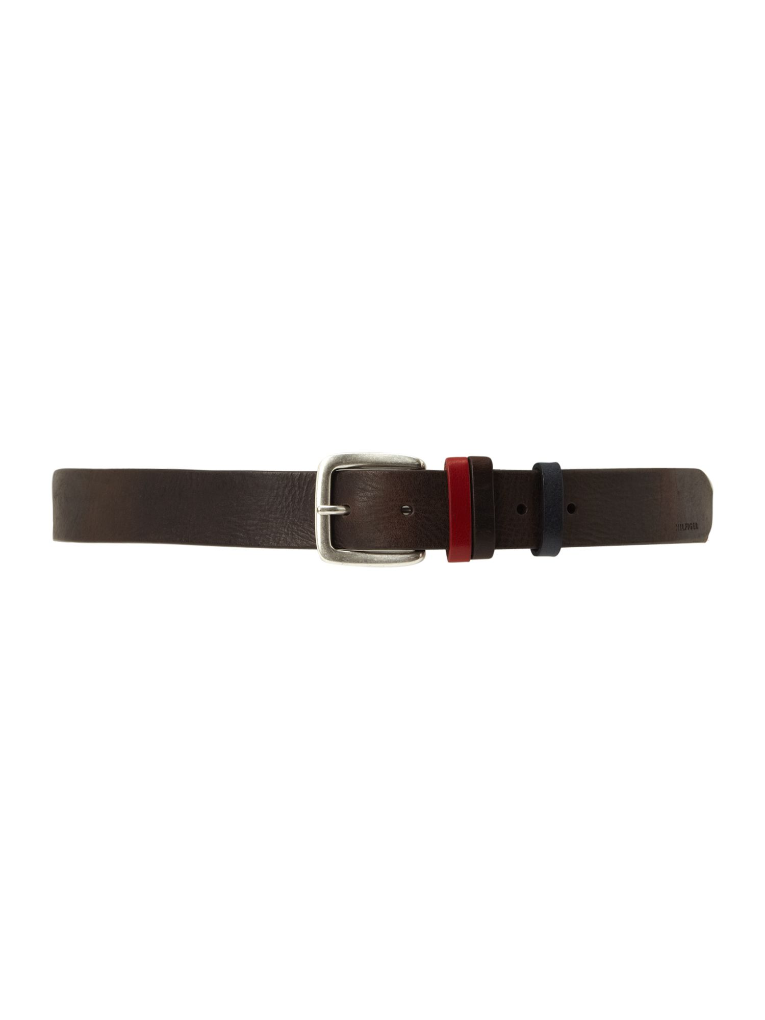 Randall coloured keeper belt