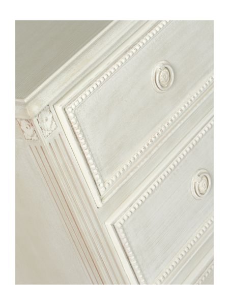 Shabby Chic Heather 2+2 drawer chest