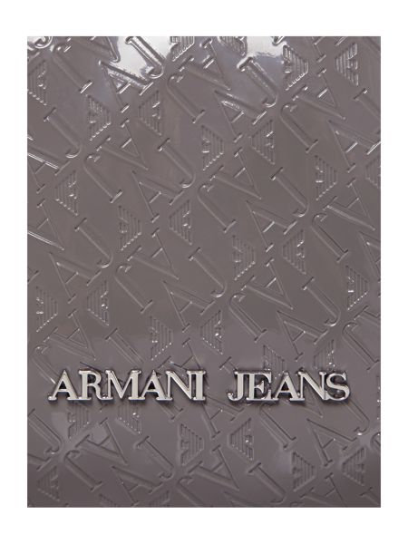 Armani Jeans Patent cross body