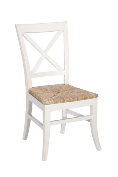 Shabby Chic Dayton dining chair pair