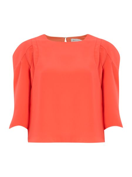 Finders Keepers 3/4 Sleeve crop top