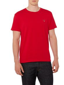 Gant Regular Fit Crew Neck T-Shirt