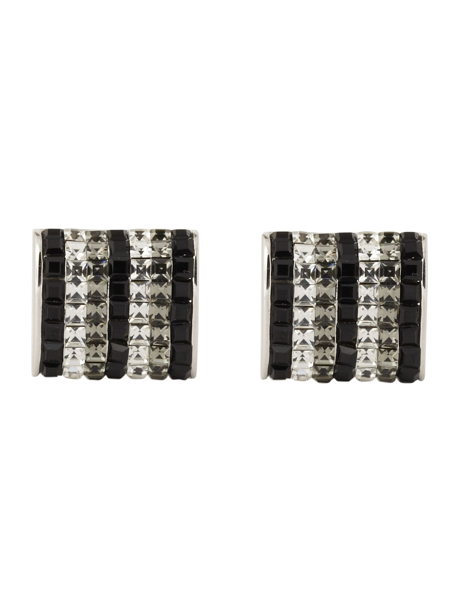Seven stripe cufflinks