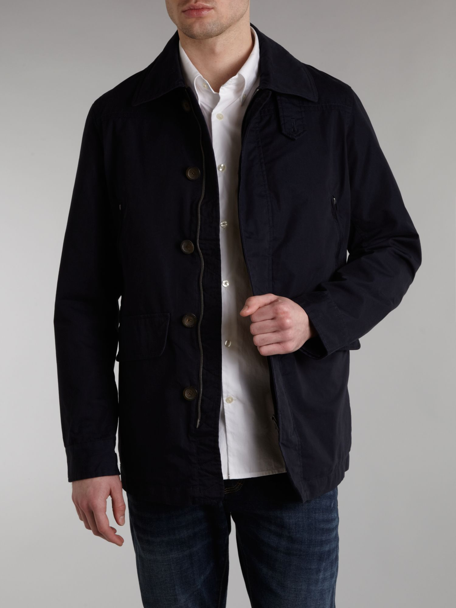 The suffolk jacket