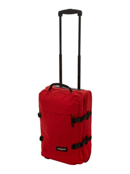 Tranverz Red Small Wheeled Duffle