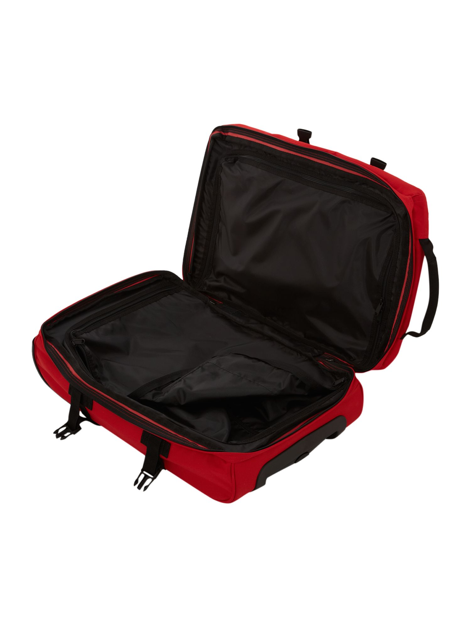 Transfer Small Red Suitcase