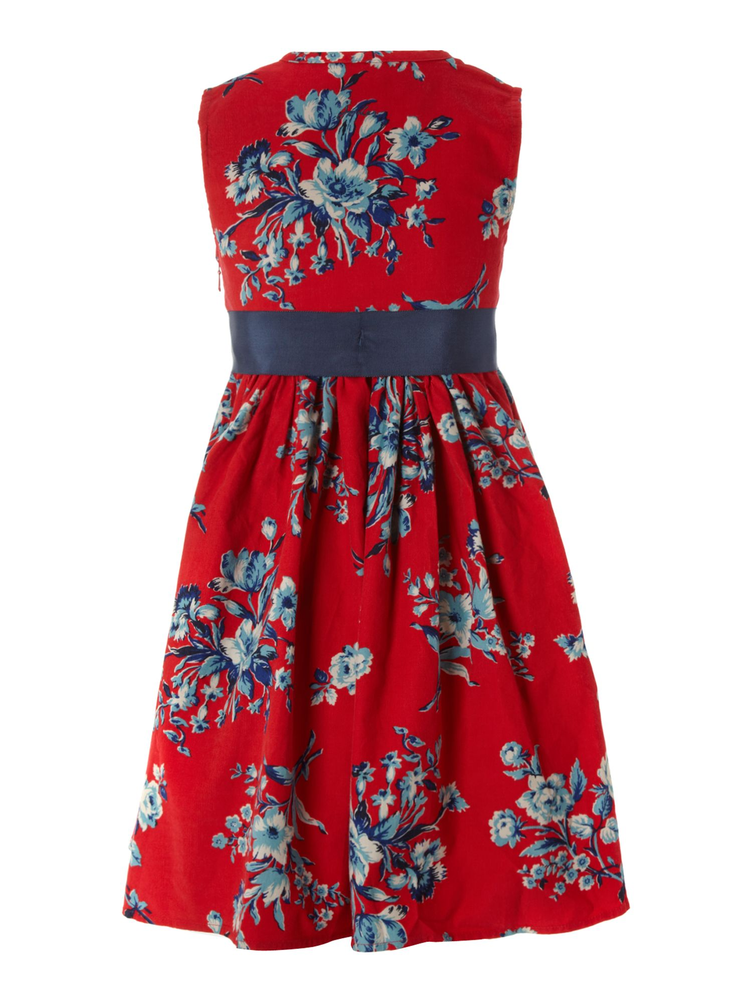 Girl`s floral Christabel dress