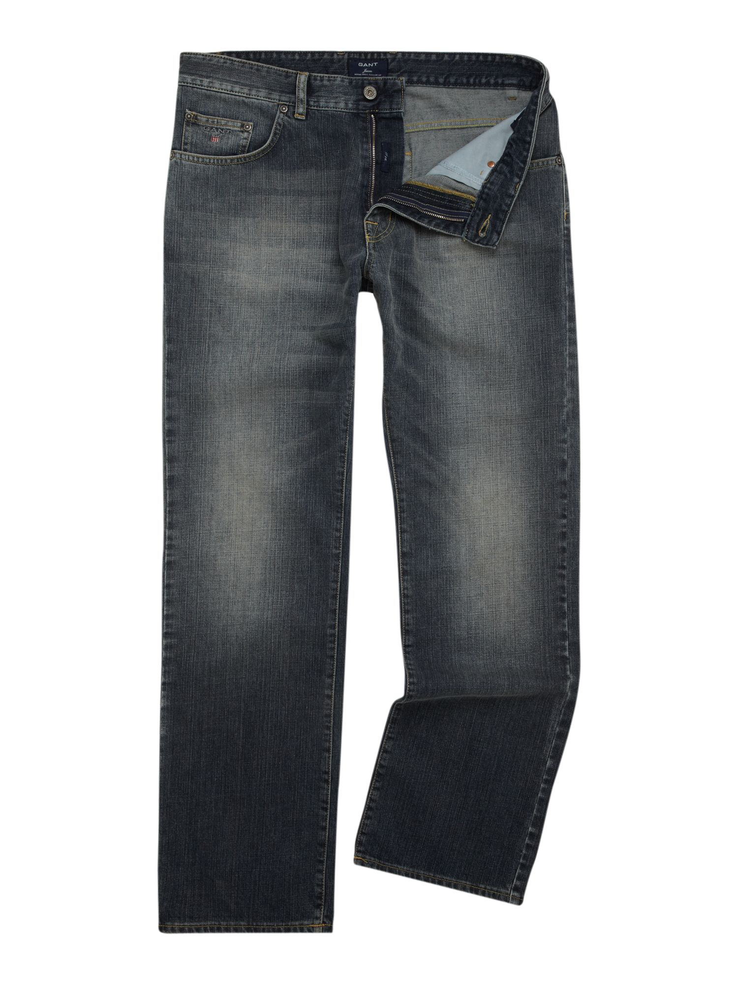 Slim fit long island jeans