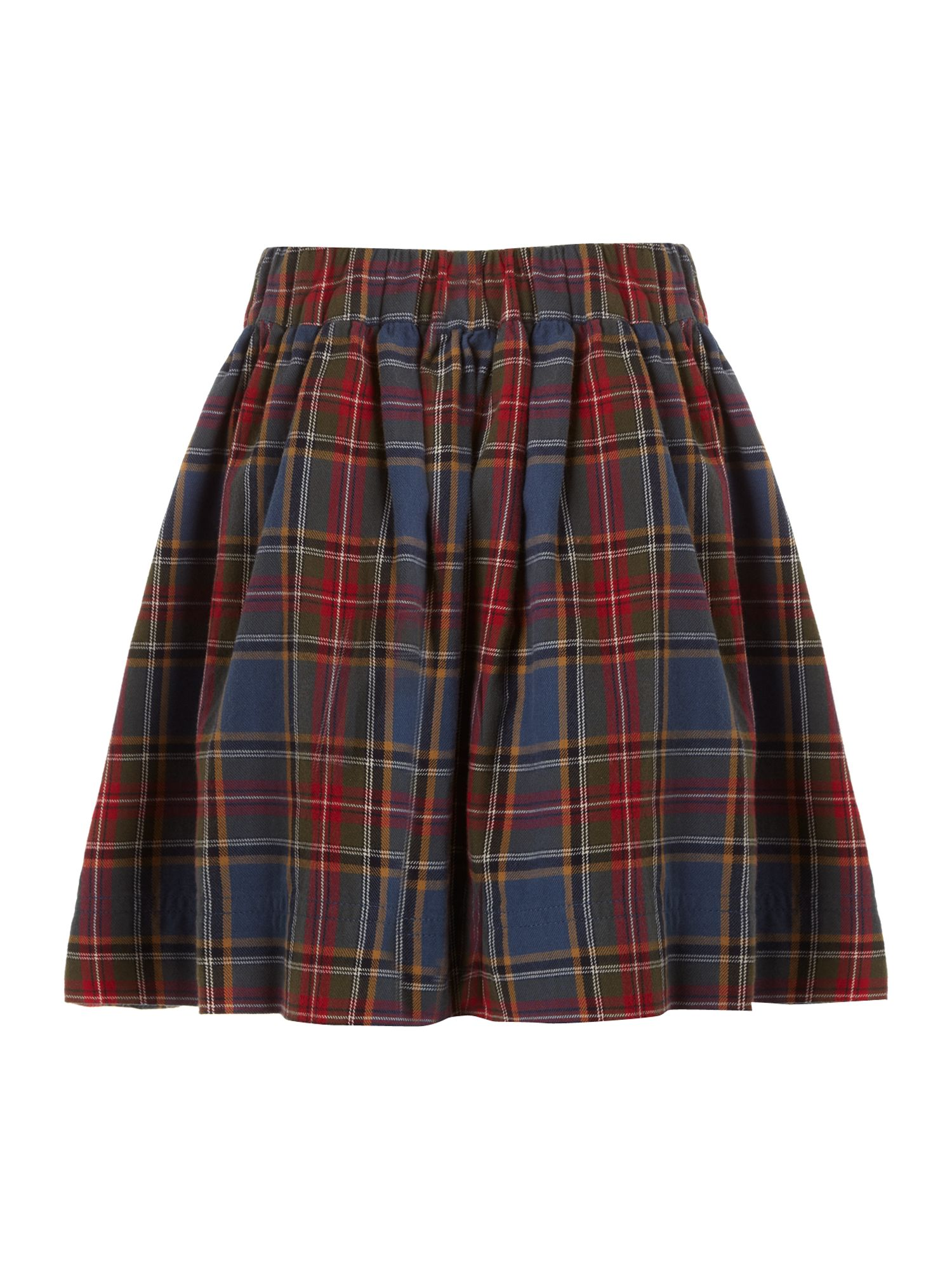 Girls tartan Abi skirt